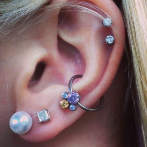 helix-piercing-blonde