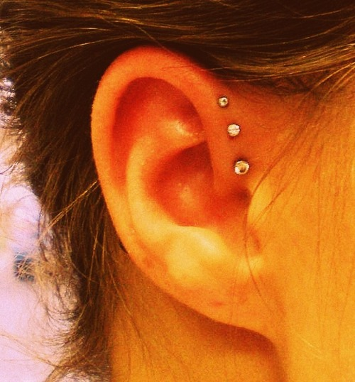 Triple Forward Helix Jenni1punch Pictures