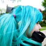 helix-piercing-blue-hair